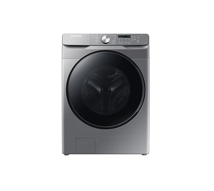[L] 삼성 그랑데 세탁기 21 kg 이녹스 WF21T6000KP / 월38,500원