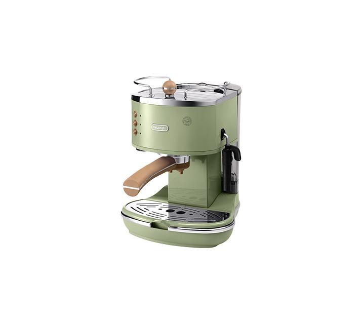 [S] 드롱기 아이코나 커피머신 그린 ECOV311.GR / 월11,000원