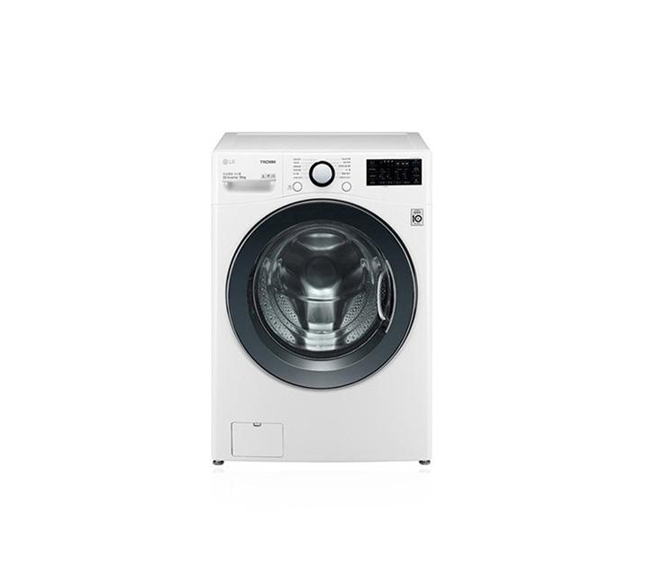 [L] LG 트롬 드럼 세탁기 19kg 화이트 F19WDU / 월32,900원