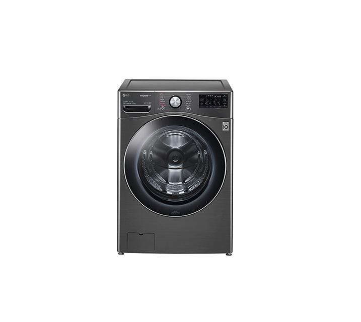 [S] LG전자 트롬 인공지능 DD 세탁기 24kg 블랙스테인리스 F24KDD / 월46,500원