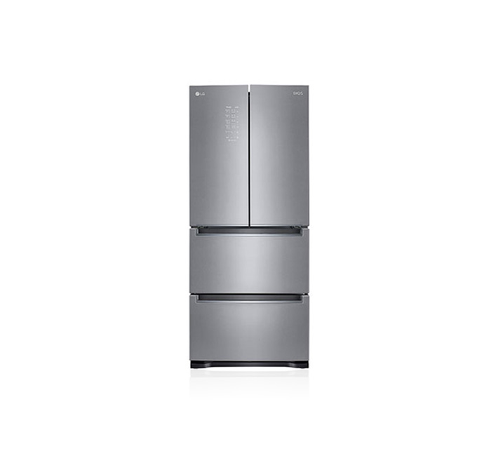 [S] LG 디오스 김치톡톡 스탠드형 김치냉장고 402L 샤이니퓨어 K410SS19E  / 월59,000원