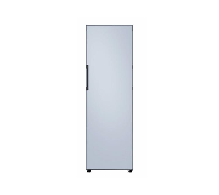 [L] 삼성 비스포크 변온 1도어 냉장고 새틴스카이블루 240L RZ24T5640APSB  / 월 33,900원
