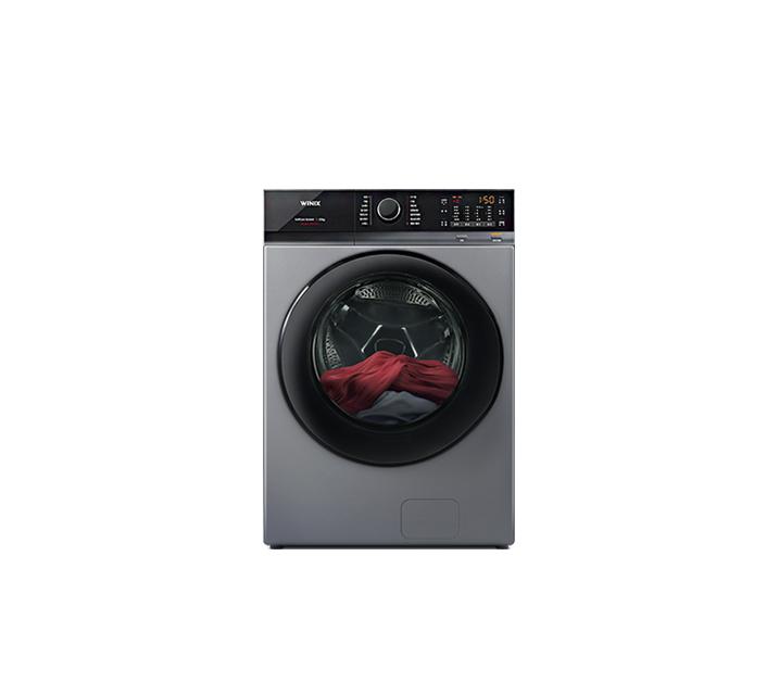 [L] 위닉스 텀블 세탁기 23kg 메탈릭 그레이 TMWM230-KSK / 월 26,500원
